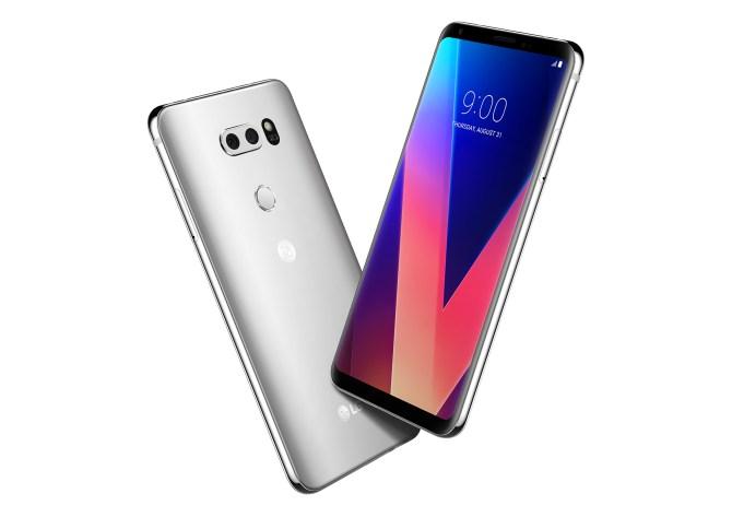 LG V30 caracteristicas y especificaciones