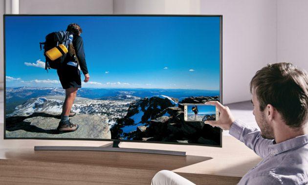 Cómo conectar un Samsung Galaxy J7 a la TV