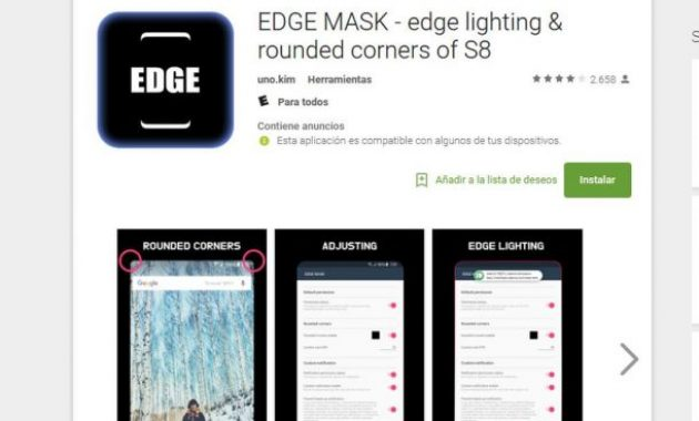 descargar Edge Mask