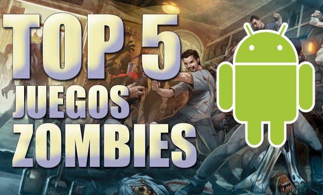 mejroes juegos de zombies para android 2017