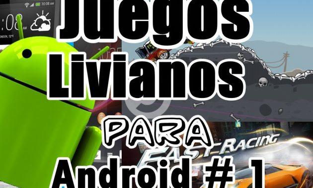 Descargar juegos livianos para Android