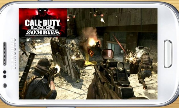 Descargar Call Of Duty para Android apk