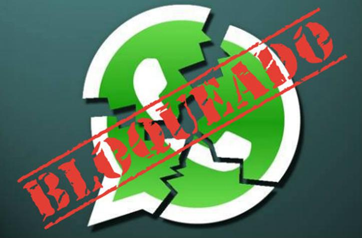 Como enviar mensajes por WhatsApp si me tienen bloqueado