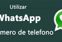Instalar Whatsapp en un celular sin línea