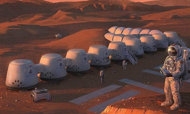 ¿Cómo planea Elon Musk colonizar Marte?