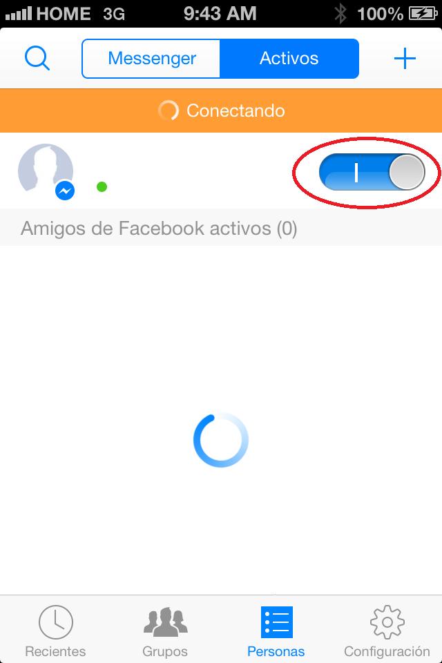 Cómo aparecer desconectado en facebook messenger 2017