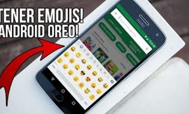 Cómo activar los nuevos emojis de Android OREO en Whatsapp