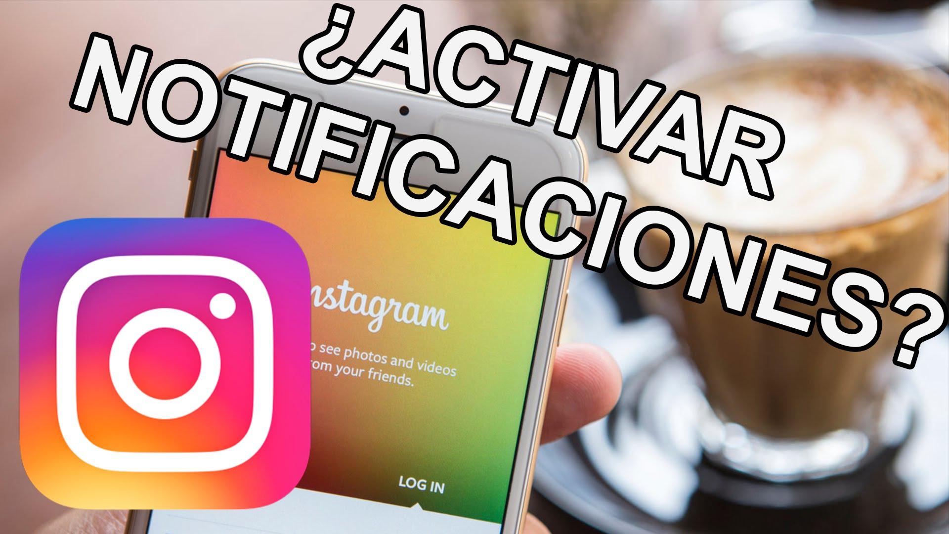 Las notificaciones de Instagram no suenan