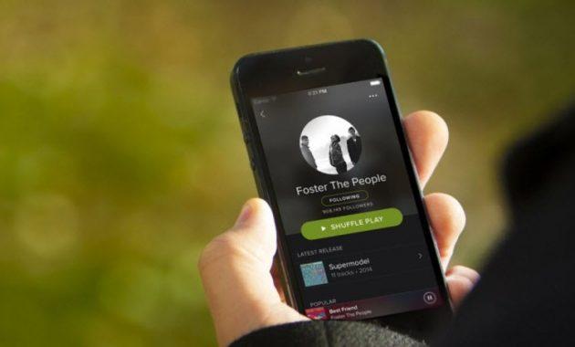 Cómo borrar cache de spotify en Iphone