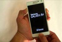 Cómo resetear un Samsung A5 2016 ó 2017