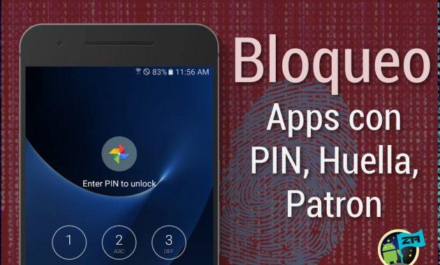 Bloquear aplicaciones en Samsung J7 con clave o contraseña