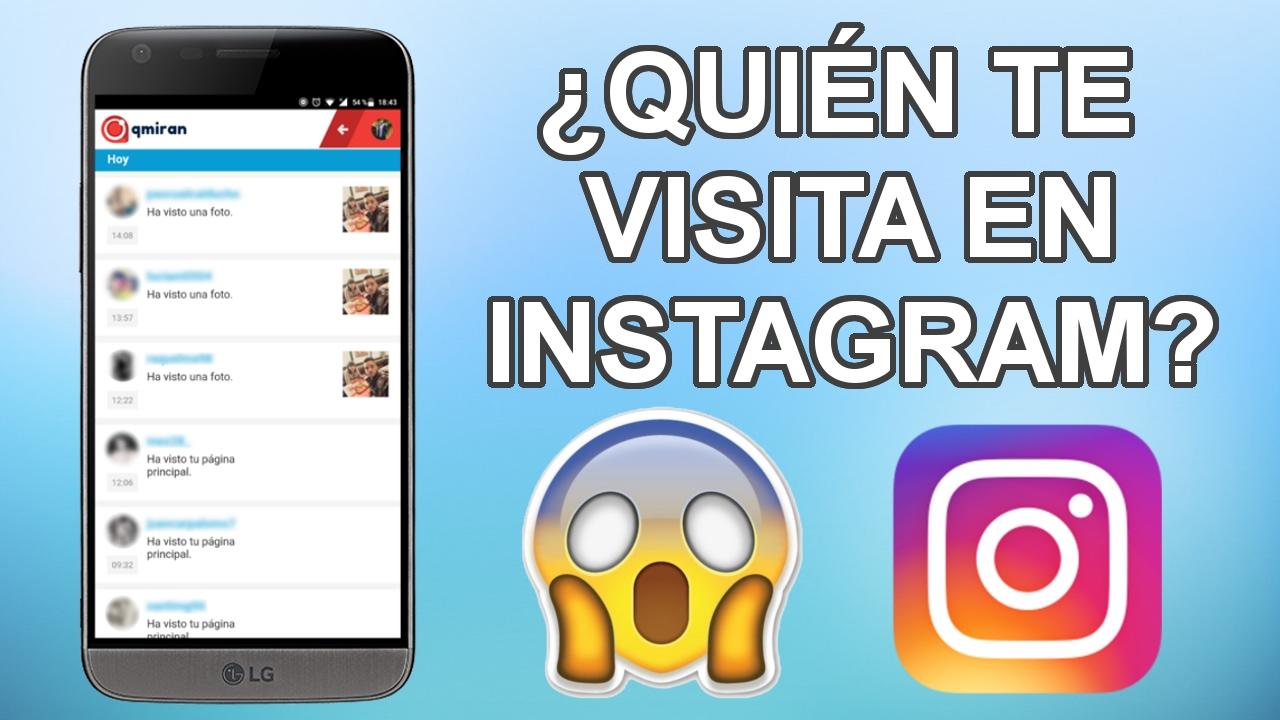 Cómo saber quien ve mis fotos en Instagram