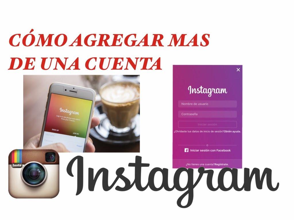 Cómo tener dos cuentas de Instagram en Iphone