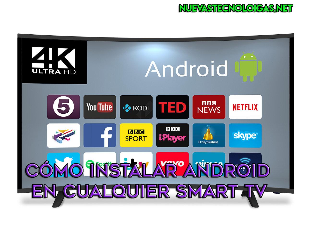 ▷ Cómo descargar Play Store en cualquier Smart TV ¡Fácil y