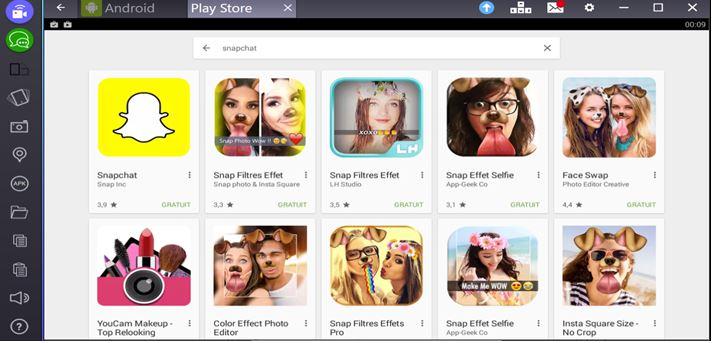 descargar snapchat sin play store